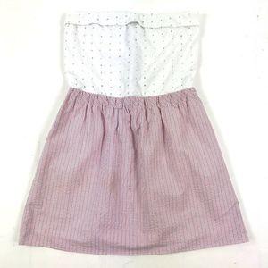 NWT Lilly Pulitzer Esmeralda Seersucker Dress L